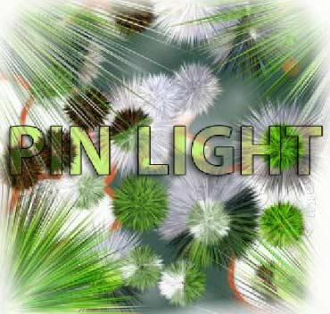 Pin light (Точечный свет)