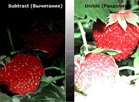 Subtract (Вычитание) и Divide (Разделить)