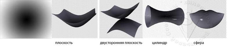 Создание сетки из градаций серого